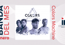 Banda de Enero: Colorsmachine