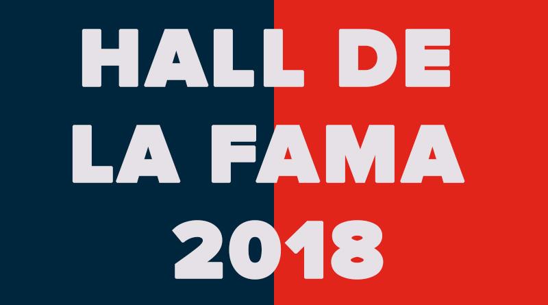 Ganadores Top 20 – 2018