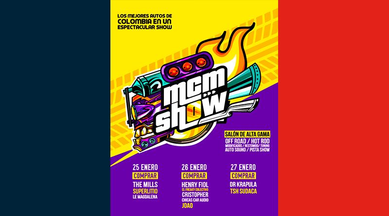 MCM Show Latinoamérica