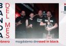 Banda de Febrero: Magdalena Dressed in Black