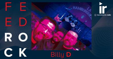 Feed Rock con Billy D