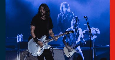 ¡Ahora si se prendió esto! Foo Fighters de nuevo en Colombia