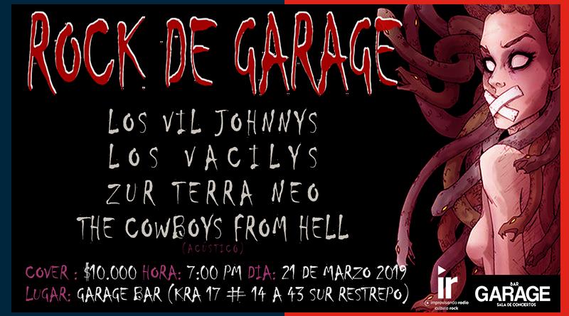 Rock de Garage