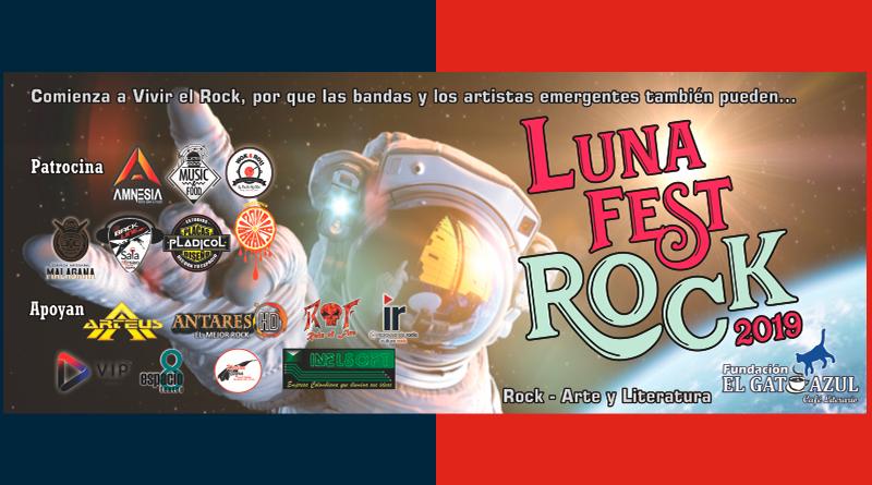 Somos aliados: Luna Fest Rock  – IR