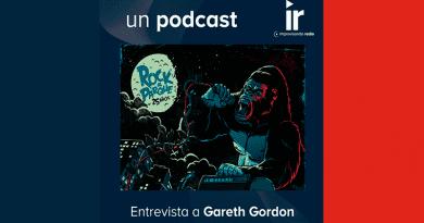 Un Podcast IR – Entrevista a Gareth Gordon