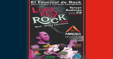 Inicia la cuenta regresiva para ser parte de Luna Fest Rock