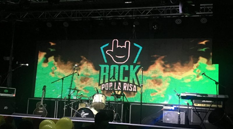 Rock y humor en un mismo escenario