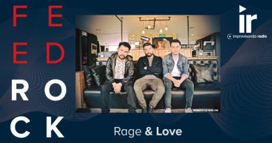 Feed Rock con Rage & Love