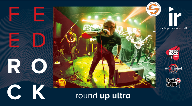 Feed Rock con Round Up Ultra