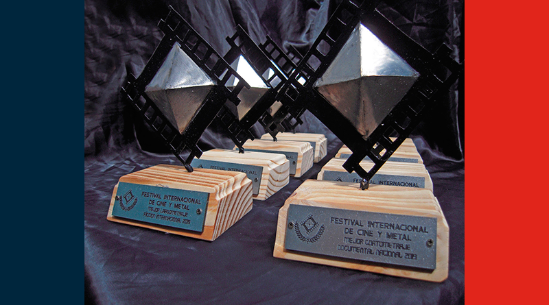 Ganadores del Primer Festival Internacional de Cine y Metal – FICIME