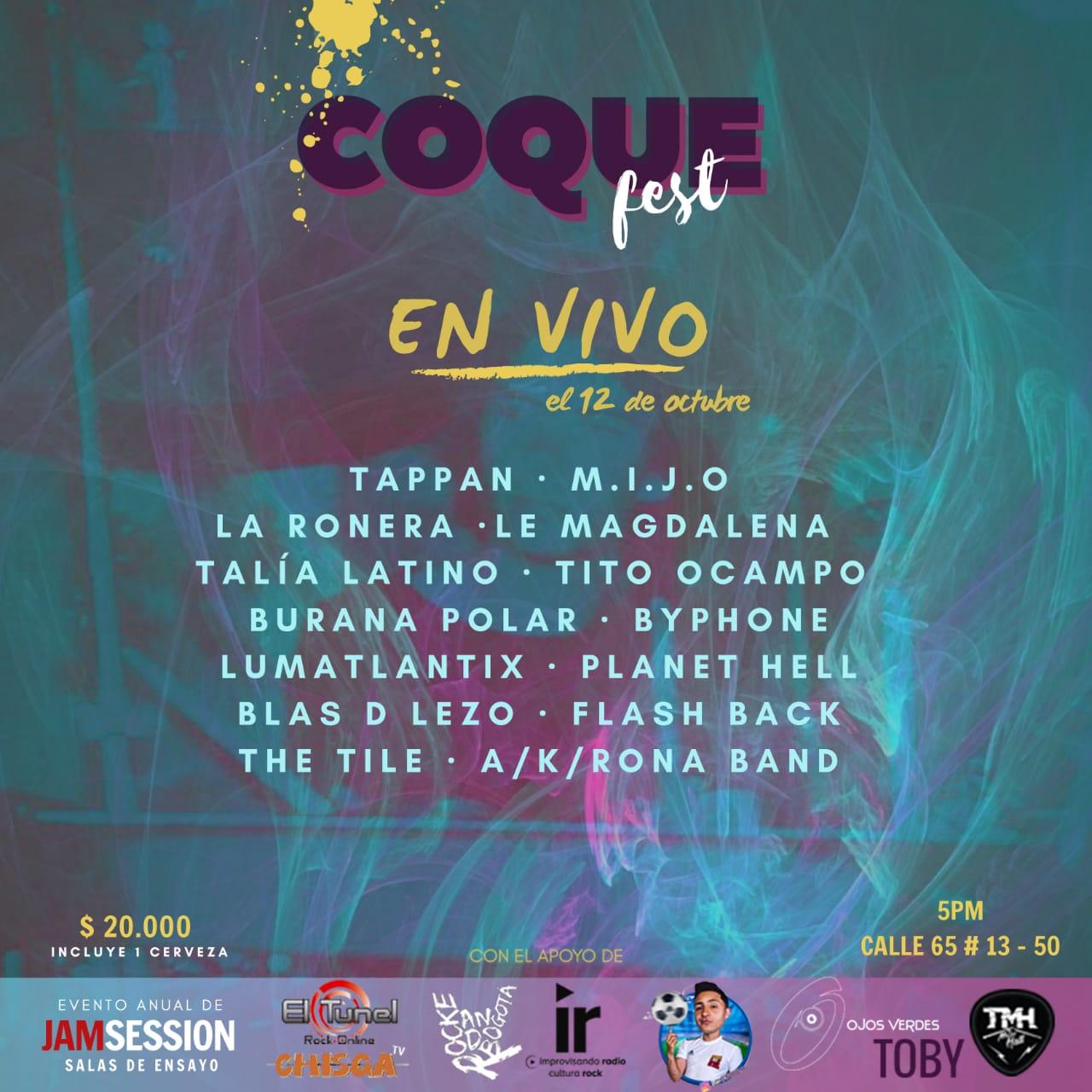 Coque Fest