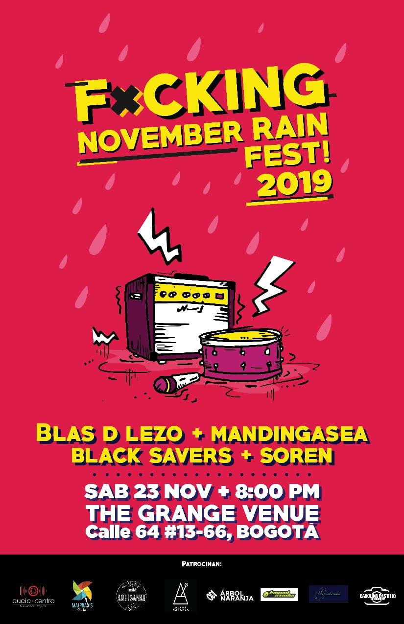 Fucking November Rain Fest