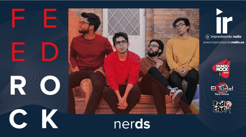 Feed Rock con NERDS