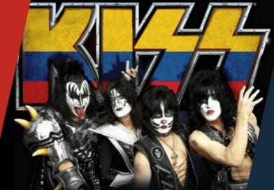 KISS, la banda legendaria que estará por última vez en Colombia