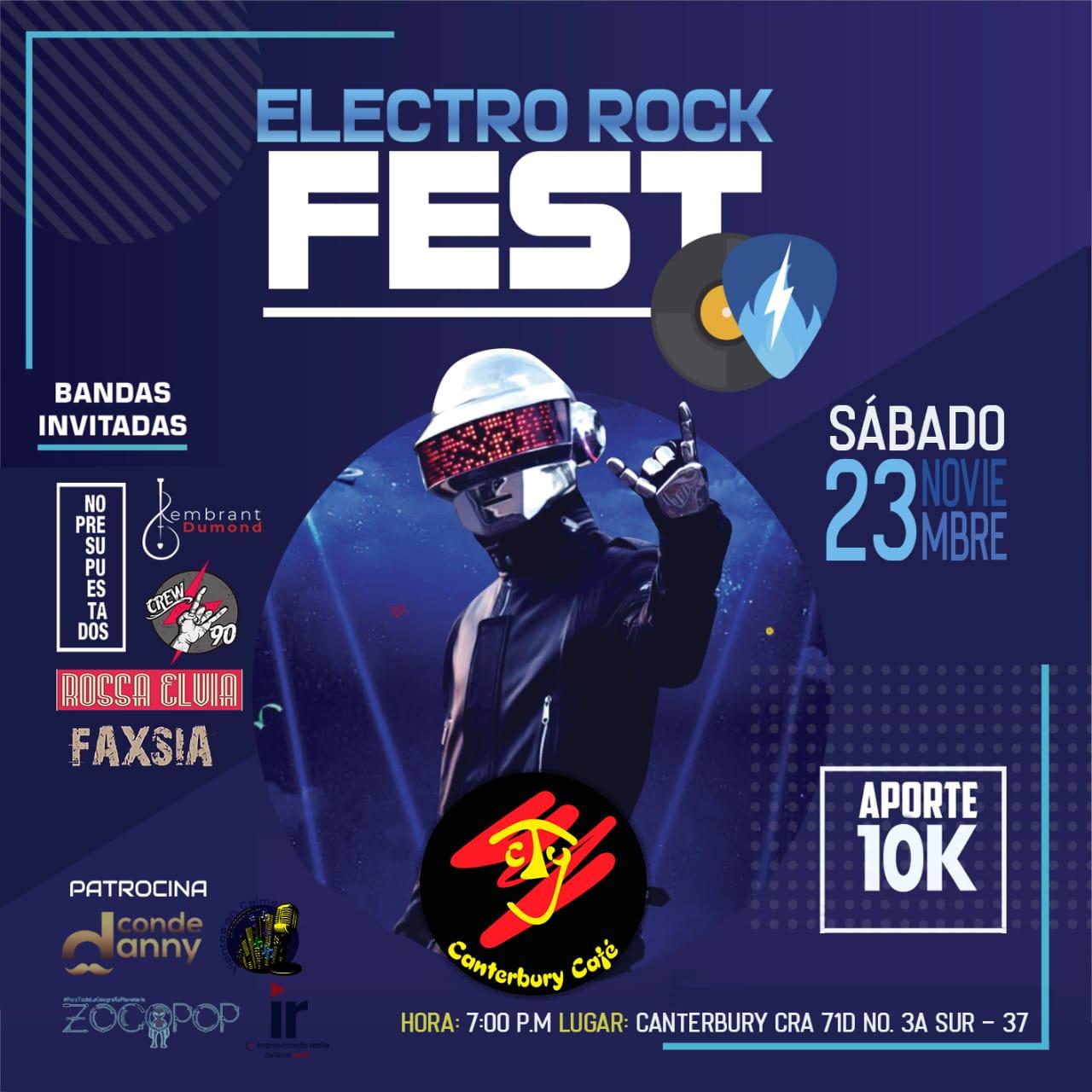 Electro Rock Fest