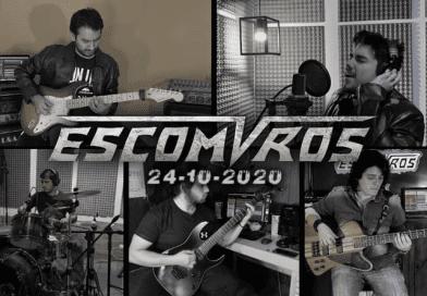 """El 24 de Octubre Escomvros estrena vía live session """"Tu luz en el Abismo"""""""