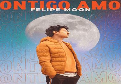 """La música para el amor hoy corre por cuenta de Felipe Moon y su nuevo sencillo """"Contigo Amor"""""""