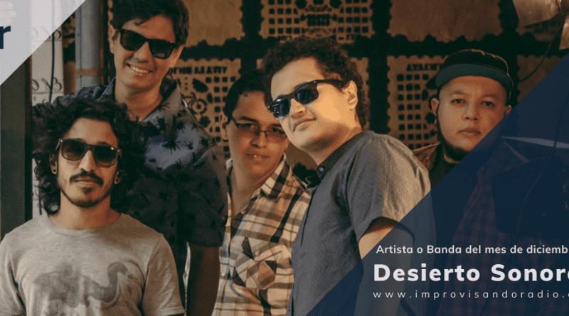 Banda de Diciembre: Desierto Sonora