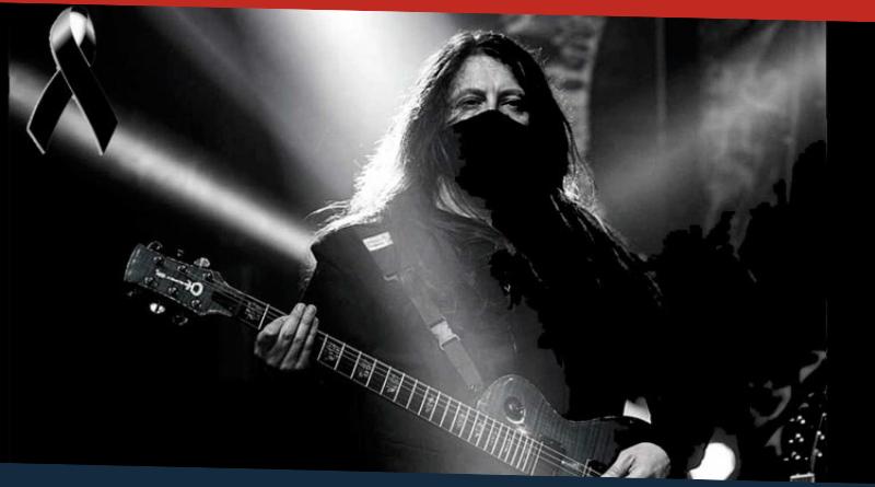 Una triste noticia: Fallece Ricardo Chica, guitarrista de Herejía