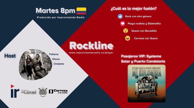 Rockline T. 21-02: Las fusiones con Puerto Candelaria y Systema Solar