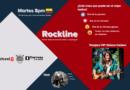 Rockline T. 2021 Cap 8 – Los Festivos y Rebeca Caldera