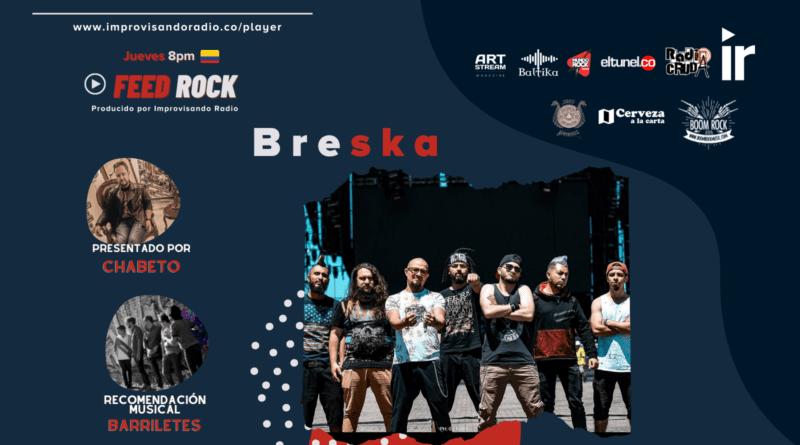 Feed Rock 21-13: Breska y Barriletes (ARG)