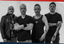 La banda colombiana de rock industrial Mástil presenta 'El Conjuro'