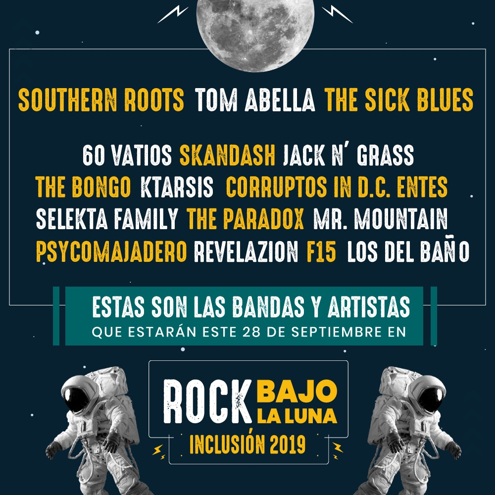 Rock Bajo La Luna